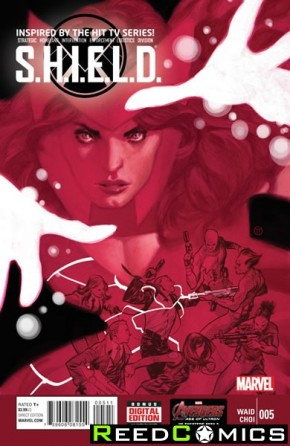 SHIELD Volume 4 #5