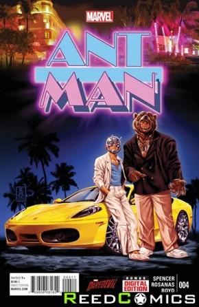 Ant Man #4