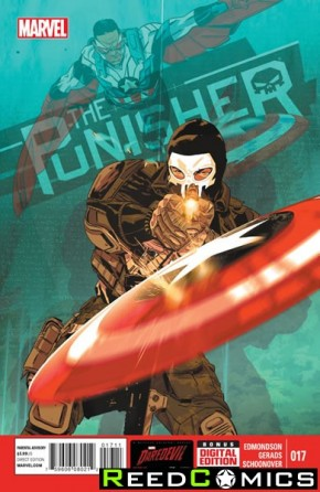 Punisher Volume 9 #17