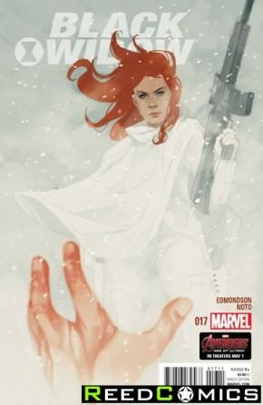 Black Widow Volume 5 #17
