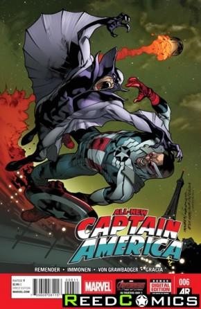 All New Captain America #6