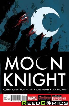 Moon Knight Volume 7 #14