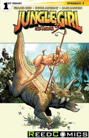 Jungle Girl Season 3 #1