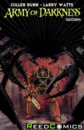 Army of Darkness Volume 4 #5