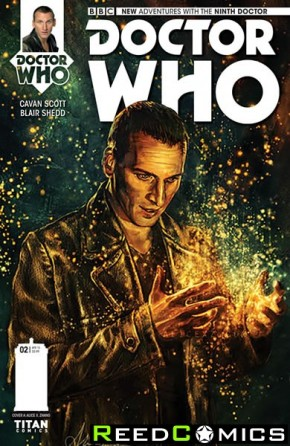 Doctor Who 9th #2