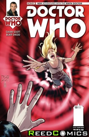 Doctor Who 9th #2 (1 in 10 Incentive Variant Cover)