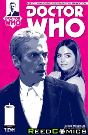 Doctor Who 12th #8