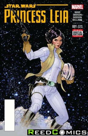 Princess Leia #1 (2nd Print)