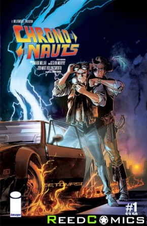 Chrononauts #1 (2nd Print)