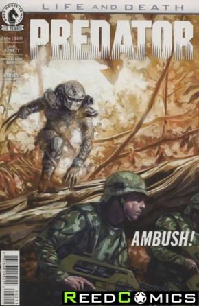 Predator Life and Death #2