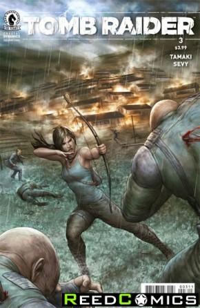 Tomb Raider 2016 #3