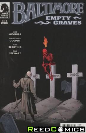 Baltimore Empty Graves #1
