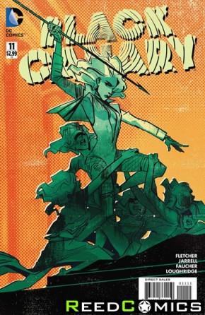 Black Canary Volume 4 #11
