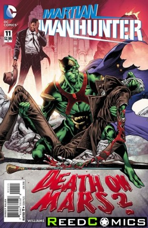 Martian Manhunter Volume 4 #11
