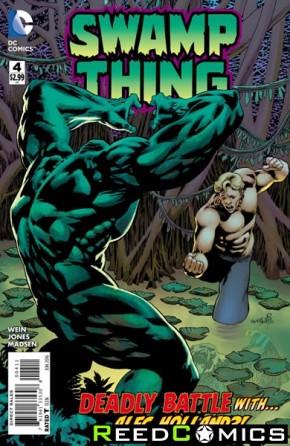 Swamp Thing Volume 6 #4