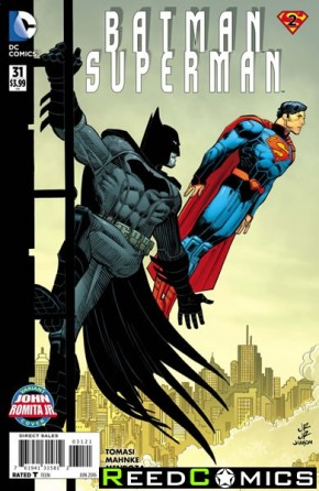Batman Superman #31 (Romita Variant Edition)