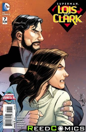 Superman Lois and Clark #7 (Romita Variant Cover)