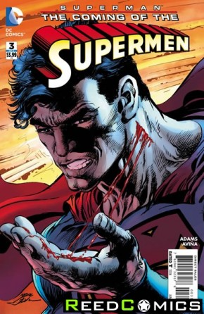 Superman The Coming of the Supermen #3