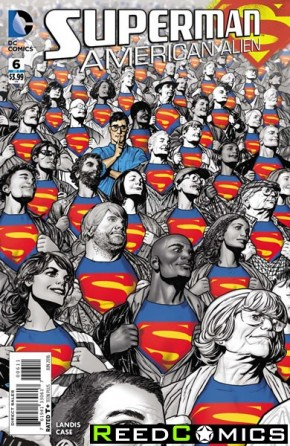 Superman American Alien #6