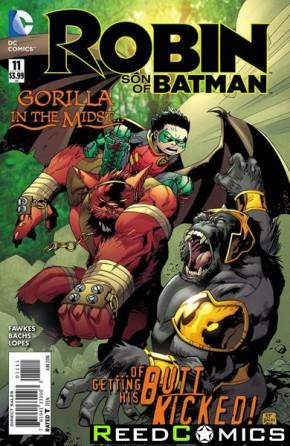 Robin Son of Batman #11