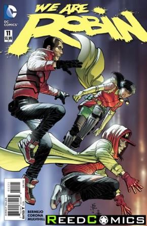 We Are Robin #11 (Romita Variant Edition)