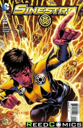 Sinestro #22