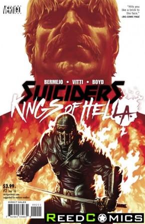 Suiciders King of Hella #2