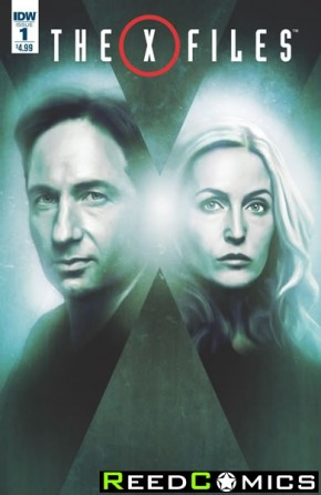 X-Files 2016 #1