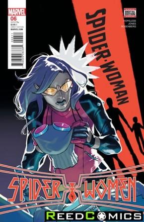 Spiderwoman Volume 6 #6