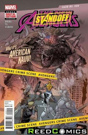 New Avengers Volume 4 #9