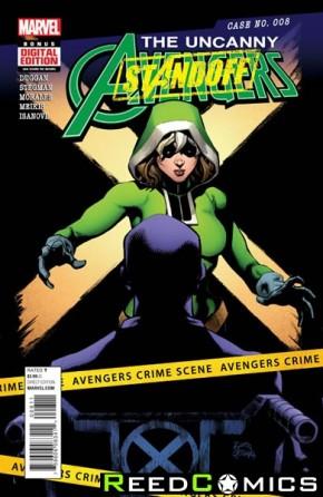 Uncanny Avengers Volume 3 #8