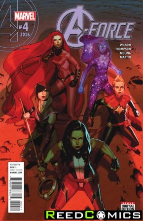 A-Force Volume 2 #4