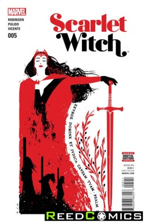 Scarlet Witch Volume 2 #5