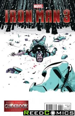 Guidebook Marvel Cinematic Universe Iron Man Thor Dark World