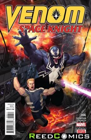 Venom Space Knight #6
