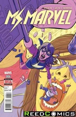 Ms Marvel Volume 4 #6