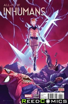 All New Inhumans #6