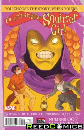 Unbeatable Squirrel Girl Volume 2 #7