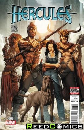 Hercules Volume 4 #6