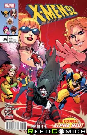 X-Men 92 Volume 2 #2