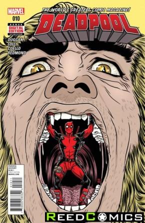 Deadpool Volume 5 #10