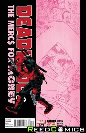 Deadpool Mercs for Money #3