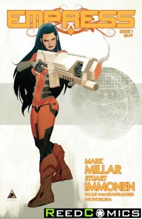 Empress #1 (Immonen Variant Cover)