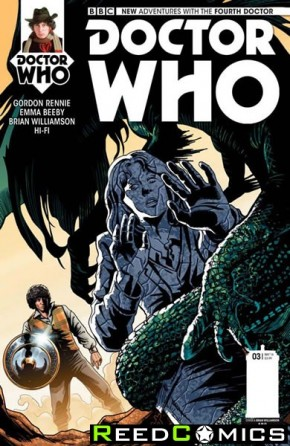 Doctor Who 4th #3