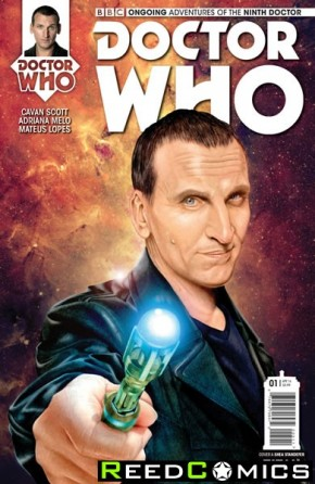 Doctor Who 9th Volume 2 #1