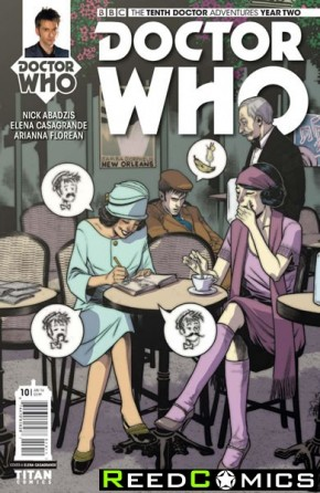 Doctor Who 10th Year Two #10