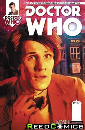 Doctor Who 11th Year Two #9