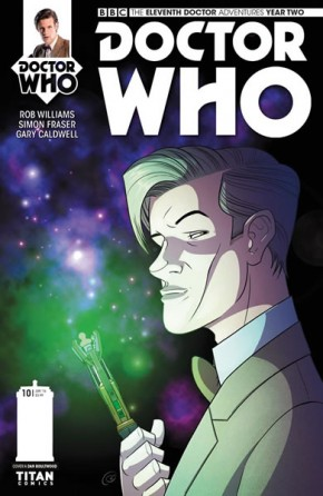Doctor Who 11th Year Two #10