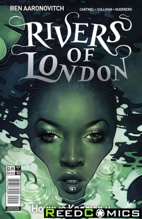 Rivers of London Night Witch #2