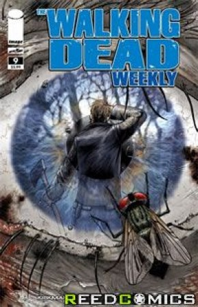 The Walking Dead Weekly #9 *HOT BOOK*